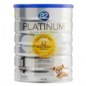 A2 Platinum Infant Formula Stage 1 0-6 Months