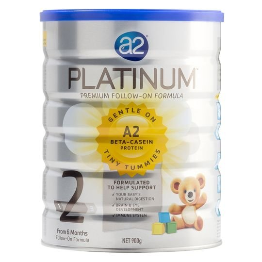 Simone reviewed A2 Platinum Follow-on Formula Stage 2 6-12mnths