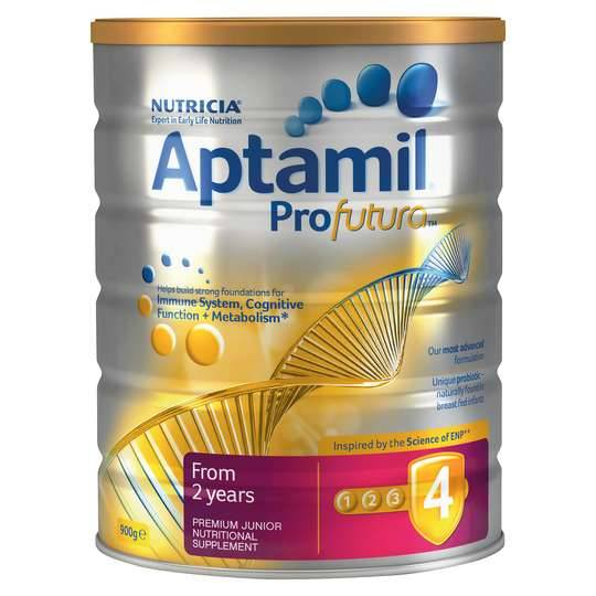 Aptamil Profutura Toddler Formula Stage 4 From 2 Years