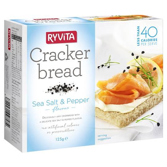 Ryvita Crackerbread Pepper