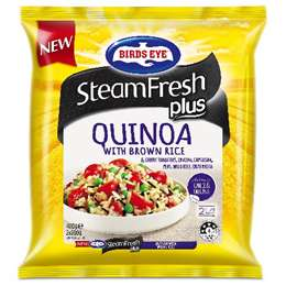 Birds Eye Steam Plus Quinoa & Veg