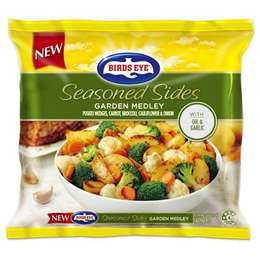 Birds Eye Garden Medley Seasoned Sides