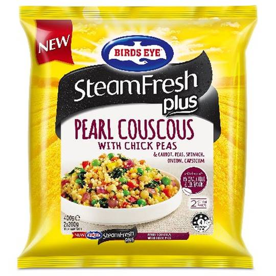 Birds Eye Steam Plus Cous Cous
