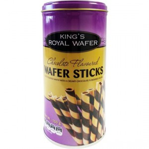 Kings Royal Chocolate Wafer Sticks