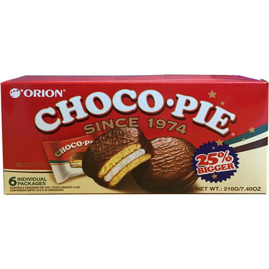 mom146810 reviewed Orion Choco Pie