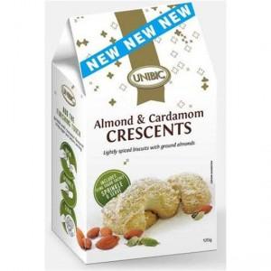 Unibic Almond Cardamom Crescents