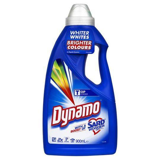 Dynamo Laundry Liquid With Sard Top Loader