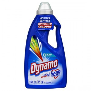Dynamo Laundry Liquid With Sard Front Loader