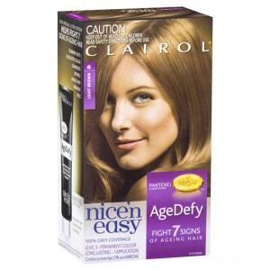 Clairol Nice'n Easy Age Defy-6 Light Brown