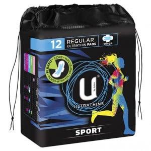 U By Kotex Sport Ultrathin Regular