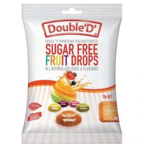 Double D Fruit Drops Sugar Free