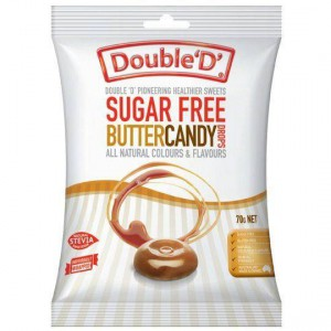 Double D Butter Candy Sugar Free