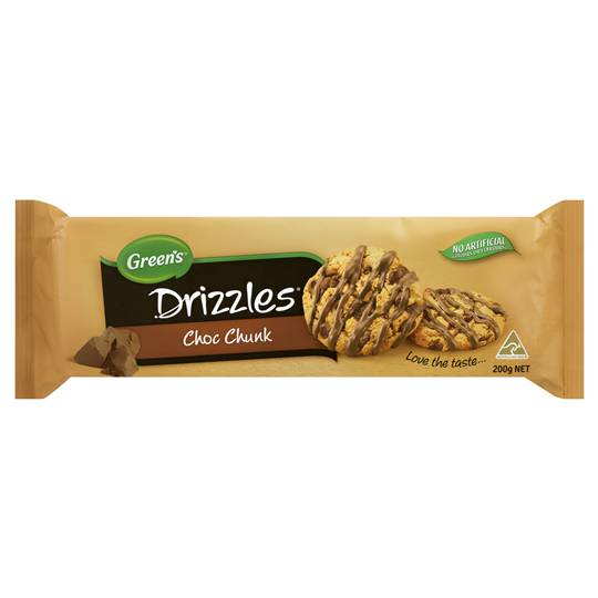 mom265671 reviewed Greens Choc Chunk Drizzles