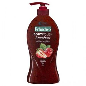 Palmolive Strawberry Body Polish