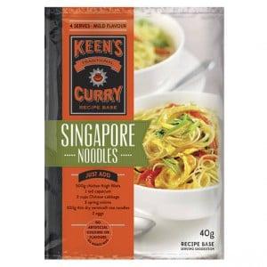 Keens Singapore Noodle