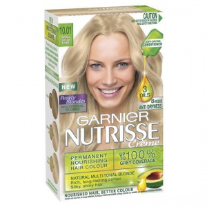 Garnier Nutrisse Pearly Blondes 10.01 Natural Light Blonde