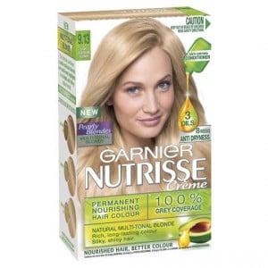 Garnier Nutrisse Pearly Blondes 9.13 Light Beige Blonde