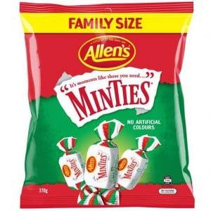 Allen's Minties