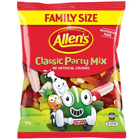 Allen's Party Mix Classic Lollies