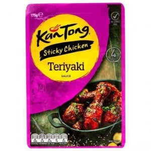 Kantong Teriyaki Sticky Chicken