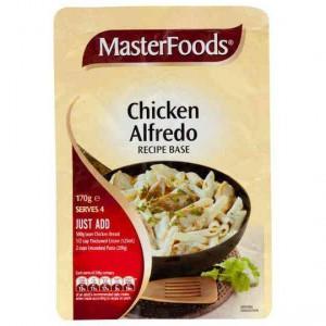 Masterfoods Chicken Alfredo Recipe Base