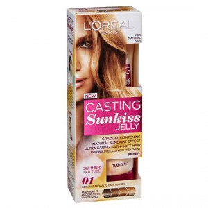 L'oreal Sunkiss Jelly 01 Dark Blonde