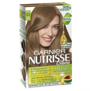 Garnier Nutrisse Hair Colour 6.3 Praline