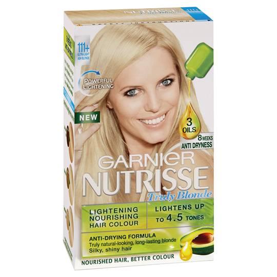 Garnier Nutrisse Pearly Blondes 111 Ash Blonde