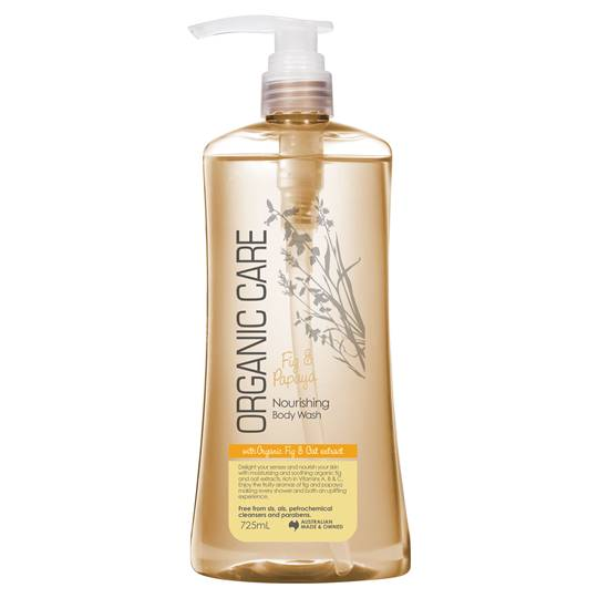 Organic Care Nourishing Body Wash