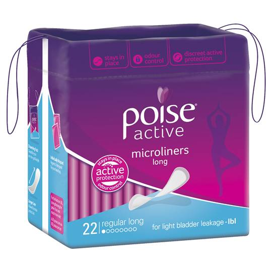 Poise Active Microliners Long