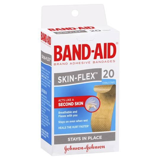 Band-aid Band-aid Skinflex Plastic Strips