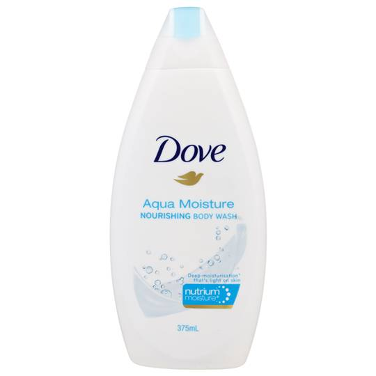 Dove Nourishing Body Wash Aqua Moisture