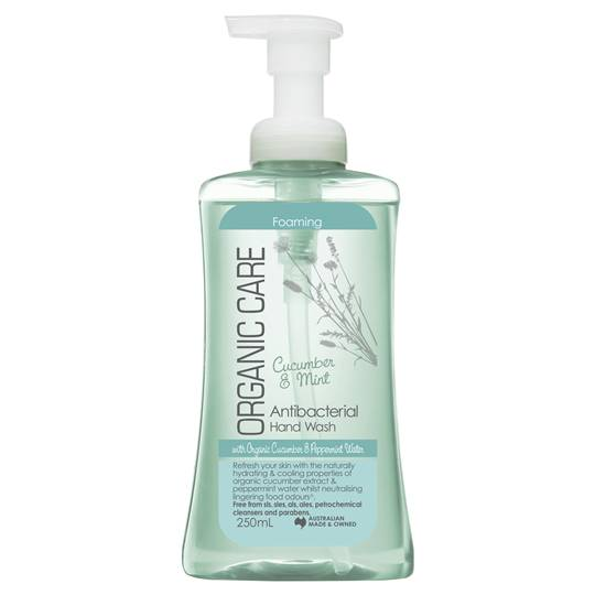Organic Care Refreshing Foaming Handwash