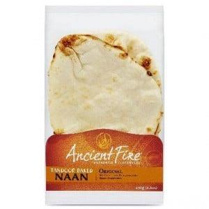 Ancient Fire Original Naan Bread