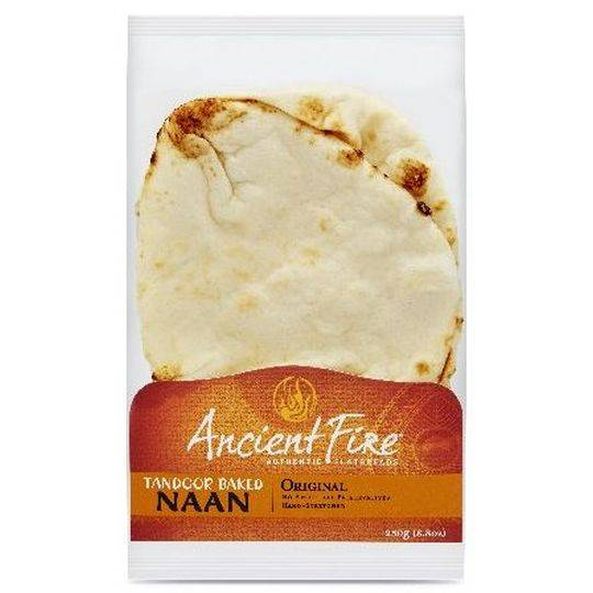 Ancient Fire Original Naan Bread