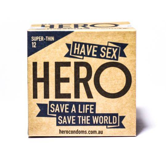 Andy_mate reviewed Hero Condoms Super Thin