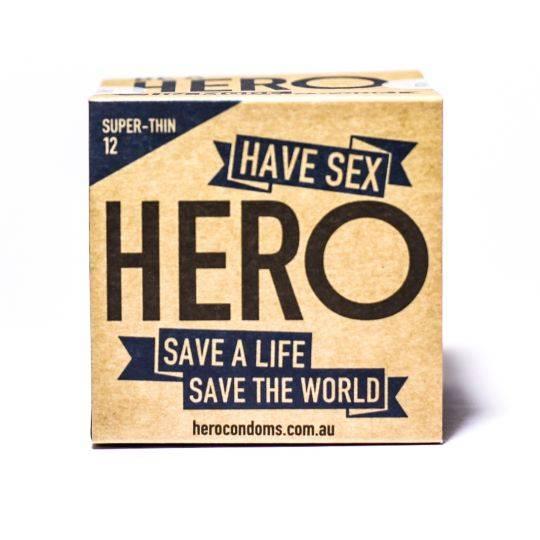 Hero Condoms Super Thin