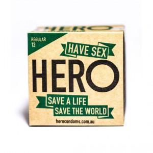 Hero Condoms Regular