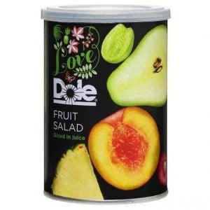 Love Dole Fruit Salad In Juice