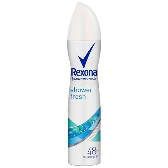 Rexona Women Antiperspirant Deodorant Spray Shower Fresh