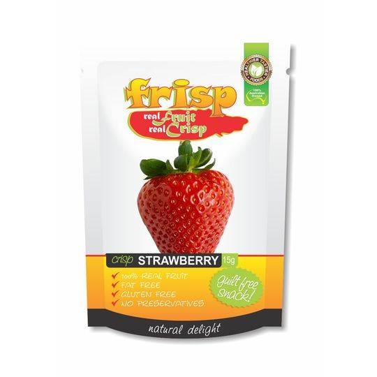 mom81879 reviewed Frisp Strawberry Crisps