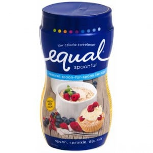Equal Spoonful Sweetener Powder