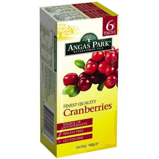 Angus Park Cranberries