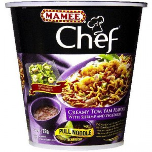 Mamee Chef Tom Yam Cup