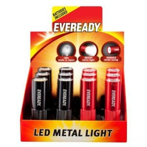 Eveready Led Metal Light