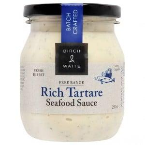 Birch & Waite Seafood Sauce Rich Tartare Sauce