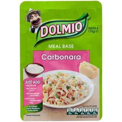 Dolmio Carbonara Meal Base