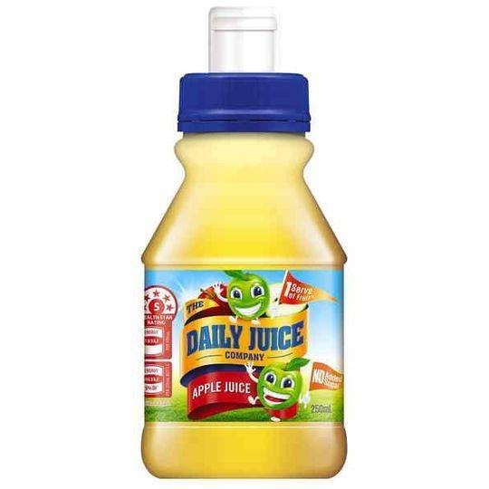 Daily Juice Pop Top Apple Juice