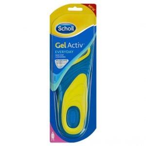 Scholl Gelactiv Insoles Women's Everyday