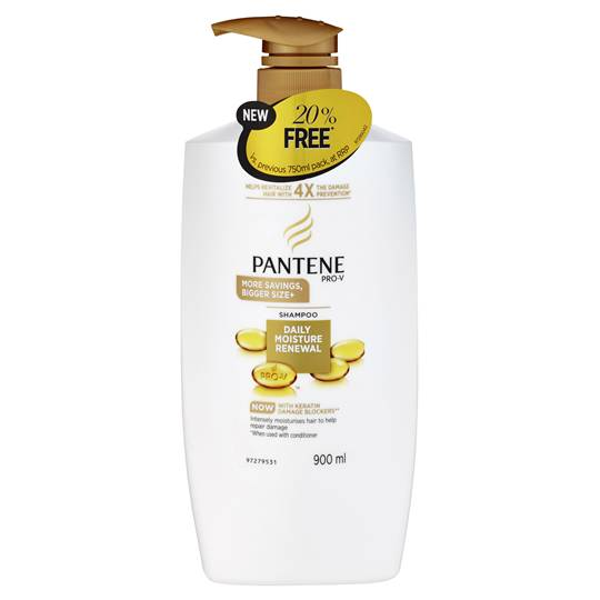 mom179858 reviewed Pantene Pro-v Daily Moisture Renewal Shampoo